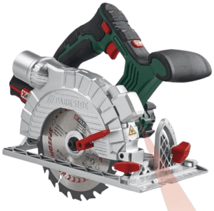 8.PARKSIDE-Cordless-Circular-Saw: